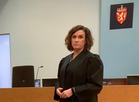 Advokat Linda Ellefsen Eide er av Haugaland tingrett funnet skyldig i å ha forulempet politifolk.