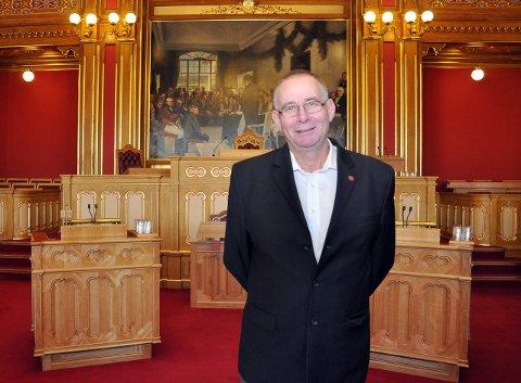 GIR SEG: Jan-Henrik Fredriksen
