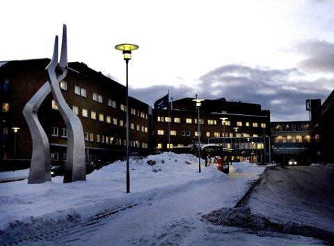 Universitetssykehuset i tromsø