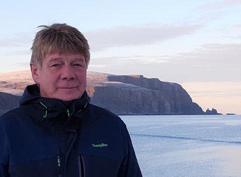 FEIL FRA KOMMUNEN: Jan-Olav Evensen mener Lebesby kommune burde innrømme feil overfor Lyder Fisk AS.