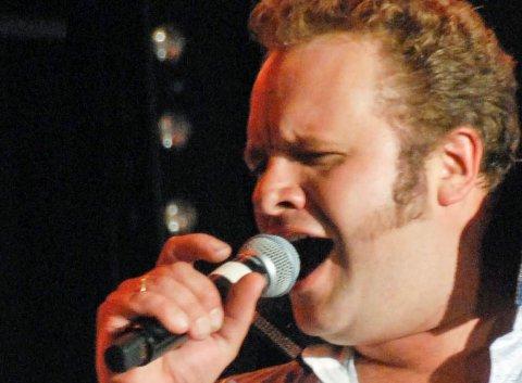 I sitt ess: Håkon Hauer som Elvis.