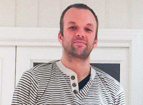 FORNØYD: Anders Engås skryter av kulturskolens sommeravslutning. Foto: Privat