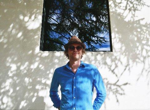 EKSPERIMENTELL: Komponisten og gitaristen Kim Myhr har gjort seg bemerket på den eksperimentelle scenen i Norge.