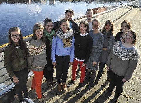 – En stor dag: SALT i Svolvær har fått støtte til to store prosjekter innenfor marin forsøpling. Man skal nå både se blant annet på profesjonell rydding av marint avfall med et prøveprosjekt sammen med Maritimt Forum. Arbeidet starter i år. I tillegg har man sammen med Norway Cup fått 1.3 millioner til et samarbeidsprosjekt, her blir det blant annet en egen strandryddekonkurranse.Arkivfoto: Øystein Ingebrigtsen