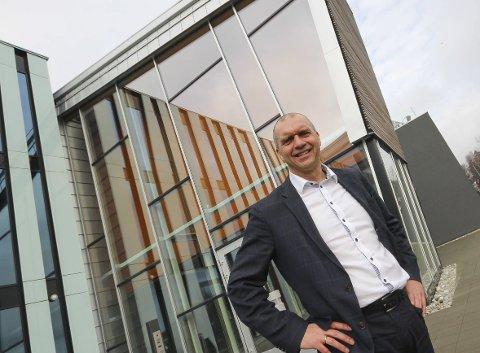 Ambisjoner: Adm.dir. Per Gunnar Furuseth i Imento Norge har et klart mål om å doble aktiviteten i selskapet. Nå inviterer han også til en storslagen messe for å synliggjøre bedriften.