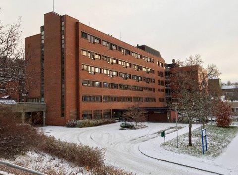 Innlagt: En person er innlagt med påvist smitte på Sykehuset Namsos.