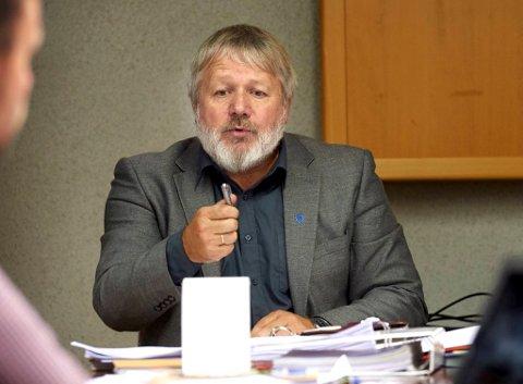 15 SØKERE: 13 menn og to kvinner søkte på stillinga som Karl Audun Fagerlis etterfølger som administrativ toppleder i Lierne.