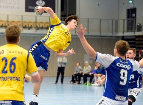 FLYTTER: Fabian Sandven har signert en tre årskontrakt med Nordsjælland, og forlater med det Bækkelaget etter fire år.