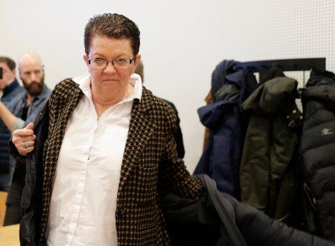 TAR OVER: Ellen Holager Andenæs tar over som forsvarer for Svein Ludvigsen. Foto: Berit Roald / NTB scanpix