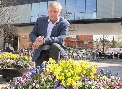 TENK NÆRING: Daglig leder Thor Ole Fongaard i Follo Næringsråd mener kommunene ikke tenker nok på næringsliv når de planlegger vekst.