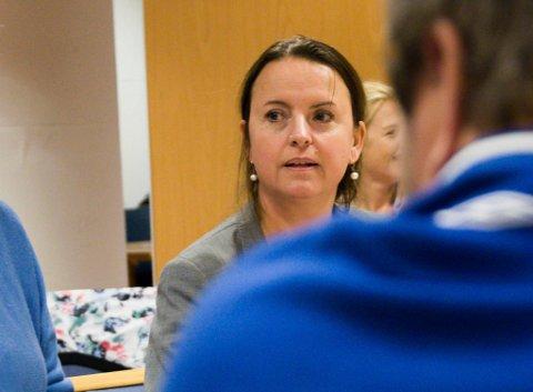 HVER MÅNED: Bente Seierstad. er ny leder for utvalget for klagesaker i Larvik kommune. Nå vil hun ha møter hver måned for at innbyggerne ikke skal måtte vente.