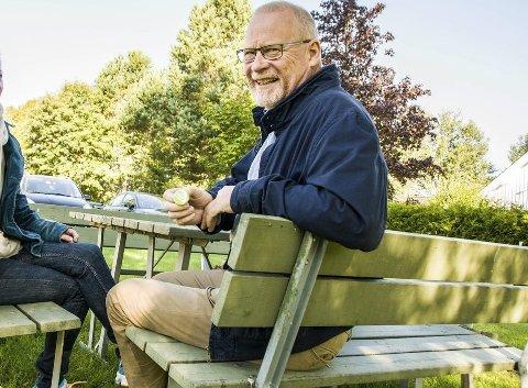 UTE AV MDG: Ivar Dillan har de siste månedene representert MDG i planutvalget. Nå melder han overgang til BedreLarvik.