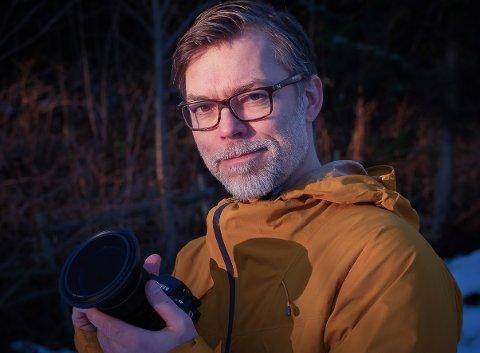 STOR ÆRE: I løpet av tre år har Hans Gunnar Aslaksen blitt blant de beste landskapsfotografene i verden, i følge Capture Landscapes.