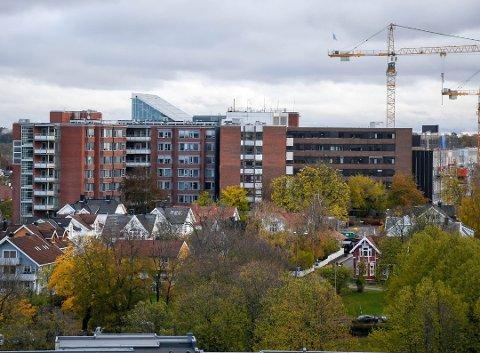 DØDSFALL: Sykehuset i Vestfold melder om ett nytt koronadødsfall lørdag.