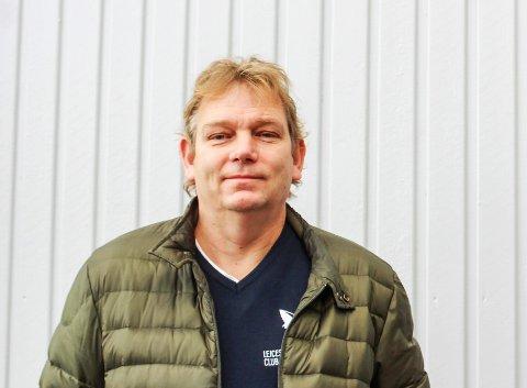 Pål Ese er først ut i Øyenes påskespalte denne gangen. Ese er politiker i Høyre, trives på Tjøme og skal være på øya for både slitsomme og mindre slitsomme aktiviteter denne påsken.