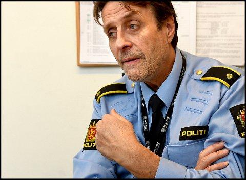 VOLD: Politiet i Sarpsborg har siktet en mann i 20-årene for voldsutøvelse mo sin kjæresete etter en hendelse i Varteig søndag kveld.