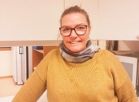- Jeg gleder meg til å starte opp som ny SFO-leder ved Gruben barneskole, sier Hege Lysfjord Stene.