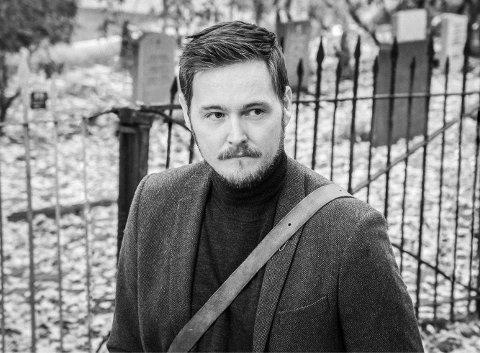 John Jamtli: Illustratøren har nylig lansert sin nye tegneserie Norges Ninjakommandør, og kommer til Rana under Havmanndagene.