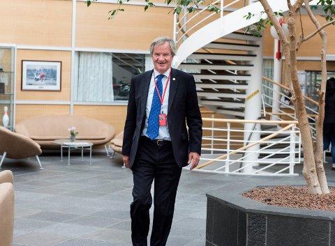 Administrerende direktør i Norwegian Bjørn Kjos.