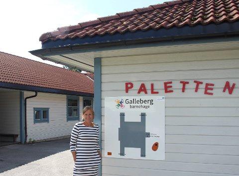 Therese Beckstrøm Kleven trer inn som daglig leder på Galleberg barnehage