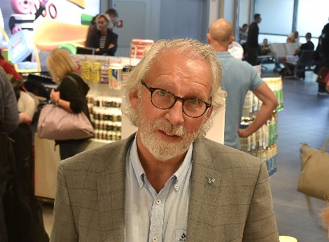 KRITISK: Vestfold-valgkampen har til nå vært mer preget av sektorinteresser enn av brede lokale tema, mener Carl-Erik Grimstad (V)