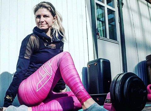 NYTT FIRMA: Marlene Hagberg har startet opp nytt foretak som hun har kalt Allsidig Trening.