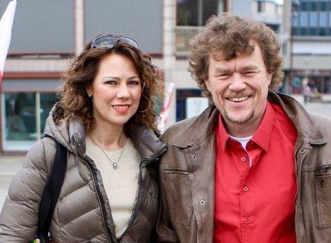 Trine Rein og Lars Monsen elsker julen. Slik feirer de helst.