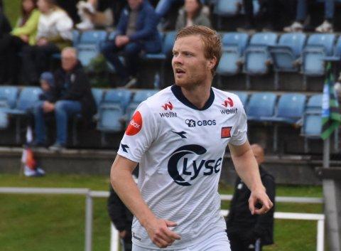 SLUTT MED VIKING: Viking FK fornyer ikke kontrakten med Even Østensen.