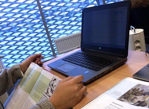 MANGLET FILER: Da elever logget på skole-PCen etter ferien, manglet mange viktige filer. Nå løses problemet. Foto: Arkivfoto