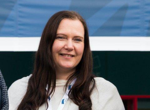 Monica Molvær blir ny leder for Møre og Romsdal Høyre.