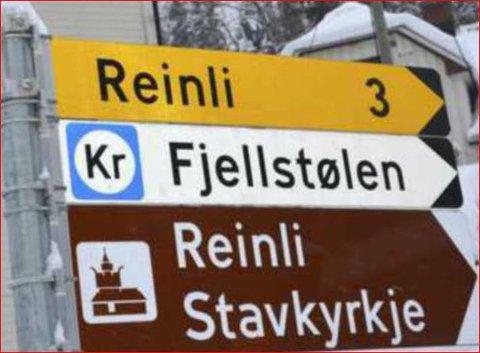 I Reinli: Se til Reinli, anbefaler Rune Larheim i Reinli Grendeutvalg.