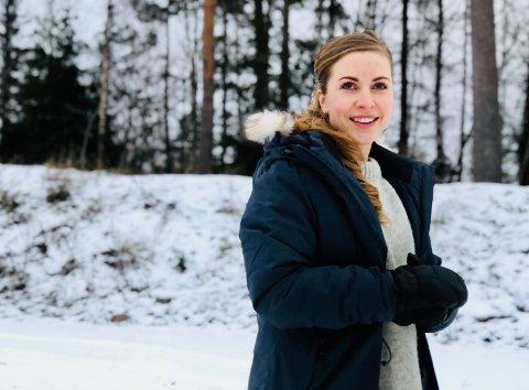 – Kanskje trenger du et ekstra dytt til å komme deg ut gjennom mørketiden, spør Trude Salte. – Det er plass til enda flere i facebookgruppa «Sammen i vintertid».