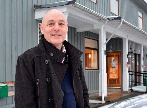 Kommunedirektør Odd-Arild Bugge. Arkiv.