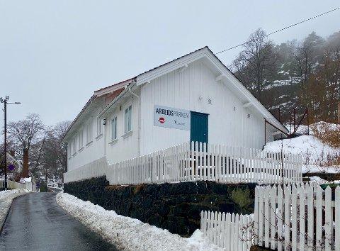 SOLGT: Risør kommune har solgt Prestegata 9 til Lisand AS.