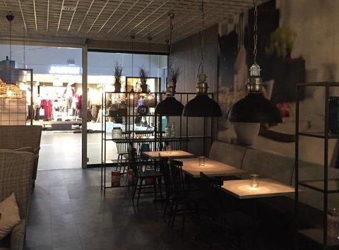 Hunstad café er historie.