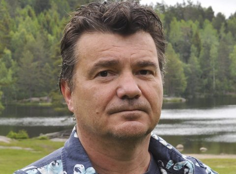 Kai Ekstrøm er leder av Drammensmarka Hytteeierforening.