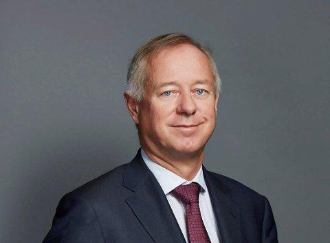 NYE EIERE: Tom Hugo Ottesen, bobestyrer i konkursboet til NLI Asker Subsea, jobber med å få nye eiere til Lier-firmaet.