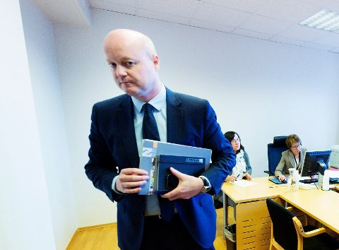 BOBESTYRER: Advokat Bjarte Røyrvik.
