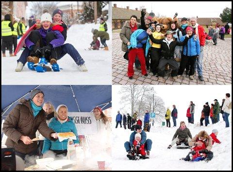 AKEDAG: Søndag er det klart for en ny Vinterfestival, eller akedag for voksen - og barn. Her ser du hva som kan foregå denne søndagen vis du aldri tidligerer har vært med på denne fine vinterdagen.