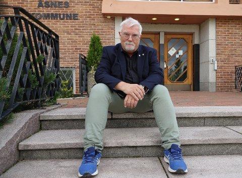 BLIR UAVHENGIG:  Rune Sørlie har meldt seg ut av Åsnes Pp og blir nå uavhengig i sine politiske verv i Åsnes, blant annet som varaordfører.