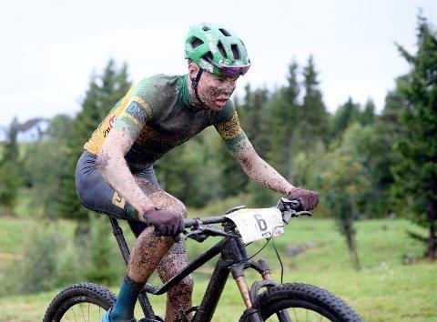 Erik Hægstad var svært nær målet om å komme blant topp 20 under VM i Canada.