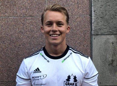 NY: Kristian Piippo har signert for Gran.