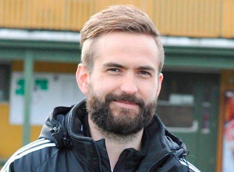 Totto Sundt Nordenhaug, tidligere spillende trener i Berg IL, er klar for TTIF.