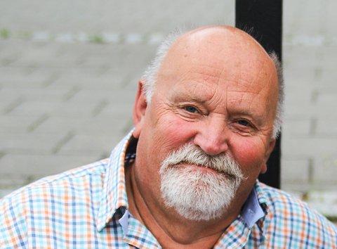 DØD: Sverre  Øraas har gått bort.