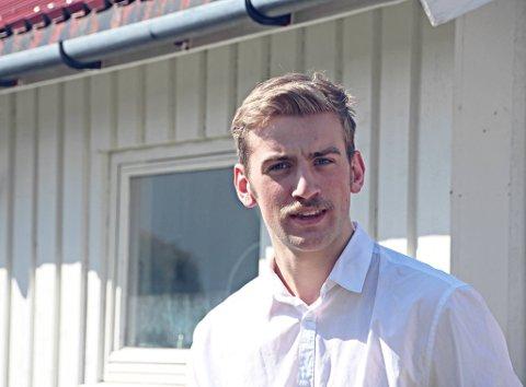 INTRUKTØR: Nils Oortwijn blir instruktør i Hamar under Teater Sommercamp.