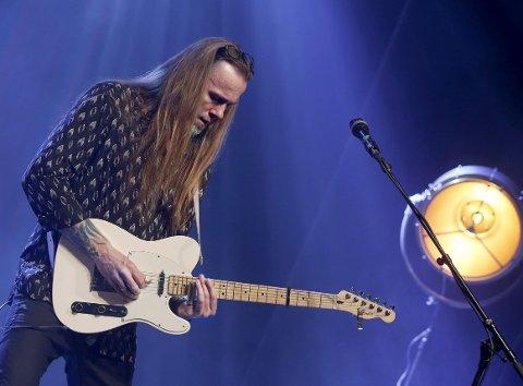 Vamp:  Bjørn Berge og resten av Vamp spiller på Høvleriet i helgen.
