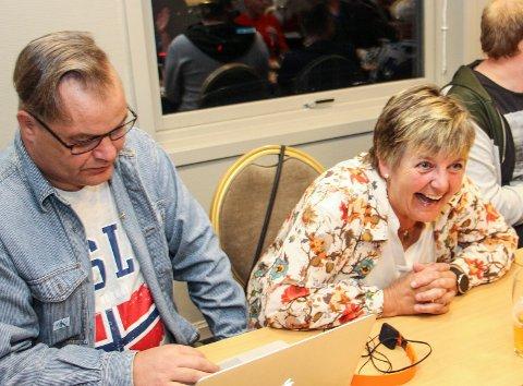 Berit Hundåla og Jan Inge Danielsen