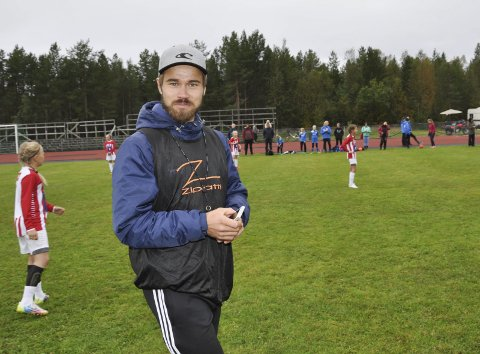 Christian Reginiussen fortsetter karrieren i Alta IF. Foto: Oddgeir Isaksen