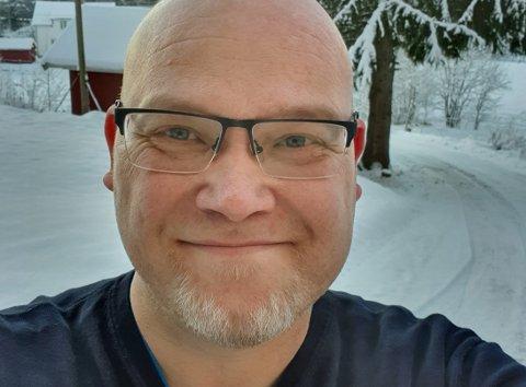 – Dette prosjektet vil være det største arealinngrepet noensinne i Aurskog-Høland, sier John Arne Hovstad Balto, nyvalgt leder av Aurskog-Høland Senterparti.