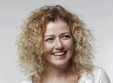TEATERSJEF: Hanne Brincker fra Kongsberg skal lede Buskerud Teater fra nyttår.